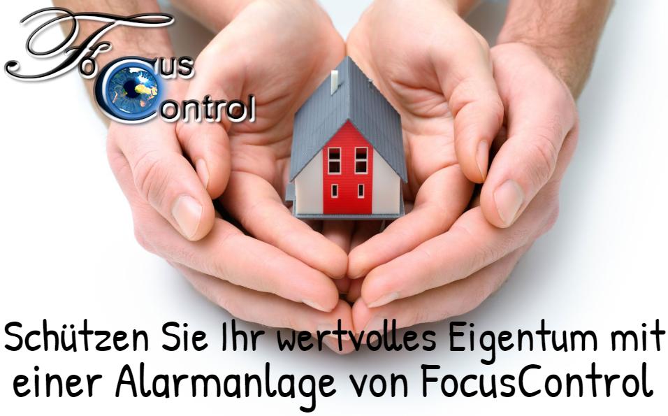 Schützen Sie Ihr wertvolles Eigentum mit einer Alarmanlage von FocusControl Kontaktieren Sie uns, wir beraten Sie gerne. Gratis Anruf Tel: 0800 100 007