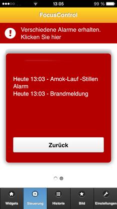 Alarmsysteme