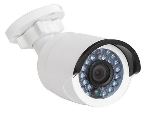 HIKVISION 3MP Mini IP-Bullet-Kamera Außen, Objektiv: 4mm IR: 30m