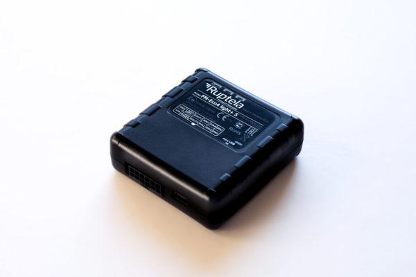FM-Eco4 light+ 3G – GPS-Tracker für Fahrzeuge aller art und Kabelbaum, inkl. SIM-Karte Abo und Flottenmanagement-Plattform Abonnement für 12 Monate