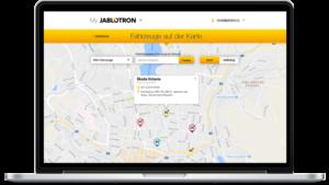 GPS-Ortungssysteme Aktueller Standort