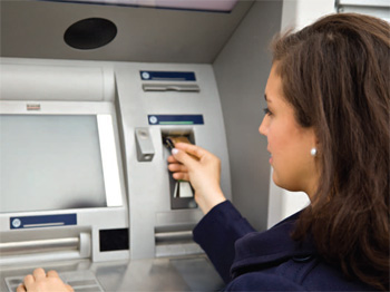 Mini IP-Kamera für Geldautomaten