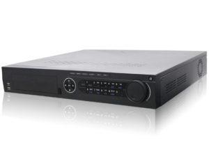 HIKVISION IP-Recorder für IP-Kameras, mit eingeb. PoE-Switch