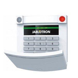 JABLOTRON 100 JA-113E - BUS-Bedienteil mit Tastatur und RFID- Lesegerät ohne Display