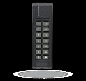 JABLOTRON 100JA-123E - BUS Tastatur mit RFID-Lesegerät für den Aussenbereich