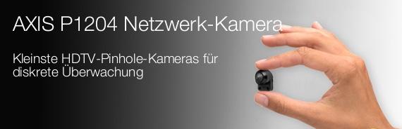 Kleinste IP Kamera