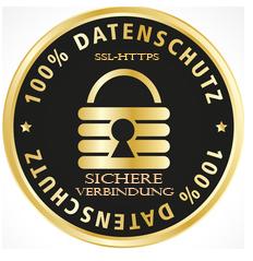 100% Sicherheit