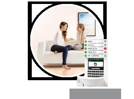 Alarmsysteme für Häuser