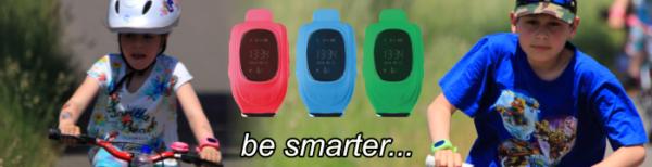 iTrackwatch Kinderuhr GPS Tracker Uhr, Ortung für Personen
