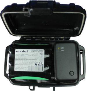 Tracker MU-201P G2 inkl. Kunststoffbox M mit Magnet und 10,2Ah Akku