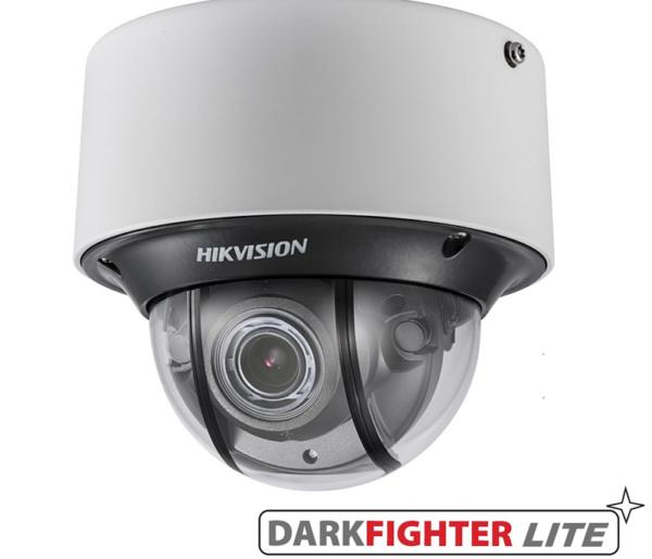 IP-Smart-Domekamera, DARKFIGHTER, 2MP, 2,8-12mm, IR, Motorzoom, PoE