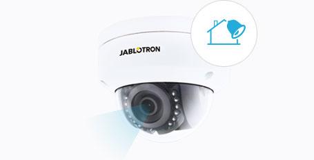 IP-Kamera für Alarmanlage Jablotron-100